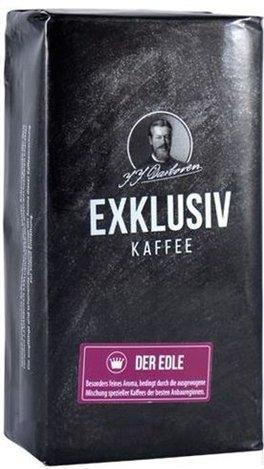 Кофе молотый Exklusiv Der Edle Darboven 250 гр