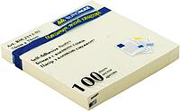 """Бумага для заметок BM.2312-01 """"Buromax"""", 100 листов, 12 шт. в упаковке (Y)"""