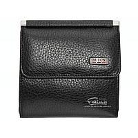 Женский кошелек кожаный чёрный  Butun 590-004-001, фото 1