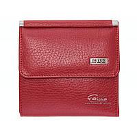 Женский кошелек кожаный красный  Butun 590-004-006, фото 1