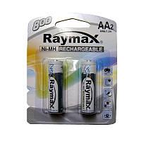 Аккумулятор Raymax AA HR6 800mAh Ni-MH 1.2V