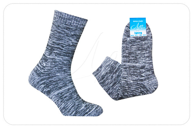 a79cbc21e136f Носки махровые мужские Лео Махра Меланж - Носки Лео - Купить носки Оптом от производителя  Украина