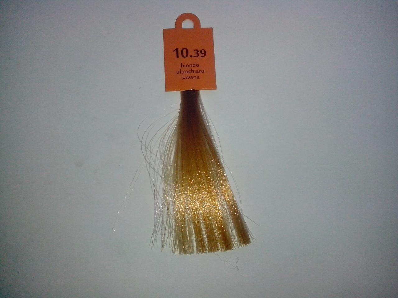 Краска для волос  COLORIANNE PRESTIGE 100мл. №10/39 Ультрасветлый блонд саванна