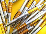Печать на ручках, пластиковые ручки с логотипом, фото 2