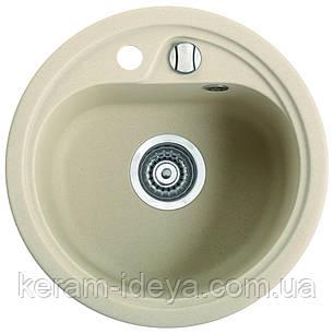 Кухонная мойка MARMORIN VASK 2608030 450х450х210, фото 2