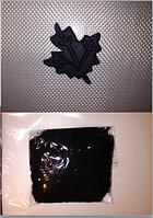 Мастика кондитерская черная  лепка обтяжка фасовка  500 г