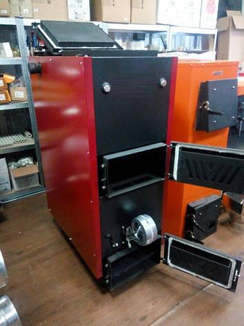 Котел Холмова Премиум на электронном управлении Termico КДГ 25 кВт Сталь 5мм!!!, фото 2