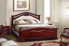 Ліжко деревяне Маргарита ( каштан )