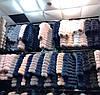 Женская шуба из пепельного песца   купить онлайн в ЛЕАШОП, фото 2
