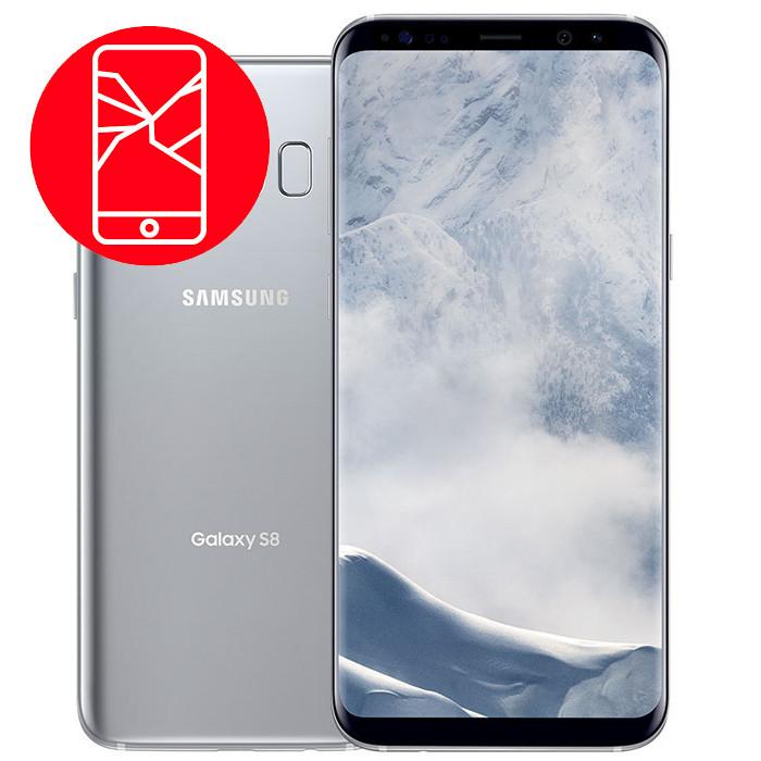 Замена дисплея на Samsung Galaxy S8
