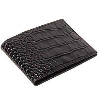 Мужской кошелек кожаный черный Eminsa 1051-4-1, фото 1
