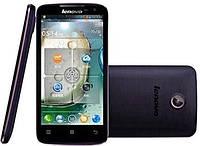 Мобильный телефон смартфон Lenovo IdeaPhone A820 (Black)