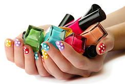 Профессиональные лаки для ногтей