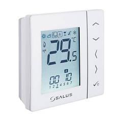 VS10WRF/VS10BRF цифровий термостат прихованого монтажу (4 в 1).