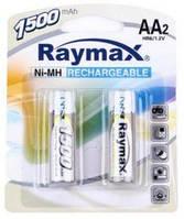Аккумулятор Raymax AA HR6 1500mAh Ni-MH 1.2V