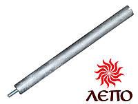 Анод магниевый для бойлера 18х200, шпилька M6х225 (Италия, Thermowatt)