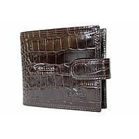 Мужское портмоне кожаное коричневое Eminsa 1043-4-3