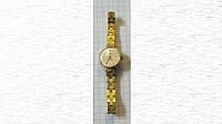 Женские наручные часы Заря в позолоте