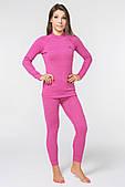 Комплект женского повседневного теплого термобелья RADICAL CUTE (ORIGINAL), розовый