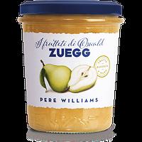 Джем из груши Zuegg Pere Williams 50% содержания фруктов, 330 г.