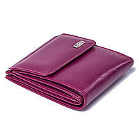 Женский кошелек кожаный марсала BUTUN 590-004-005, фото 1