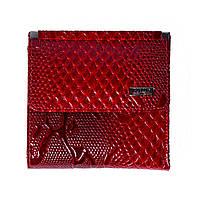 Женский кошелек кожаный красный BUTUN 590-008-006, фото 1