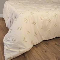 Одеяло стеганое из шерсти 140х205