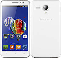 Мобильный телефон смартфон Lenovo IdeaPhone A606 (White)