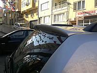 Спойлер (под покраску) Renault Duster