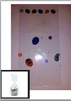 Пакет полипропиленовыйдля кондитерских изделий 10шт 15*30  см