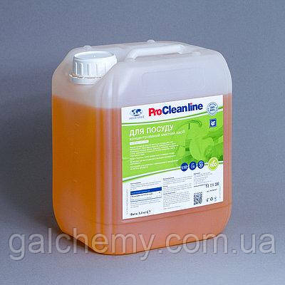 Моющее средство для посуды, концентрат(1:10), Primaterra Uni-2, 5л