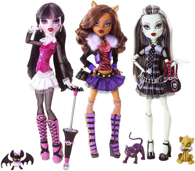 Базовые куклы