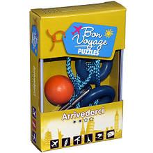 Игра, головоломка в дорогу Arrivederci  Eureka Bon Voyage 473113