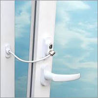 Ограничитель открывания окна Penkid белый