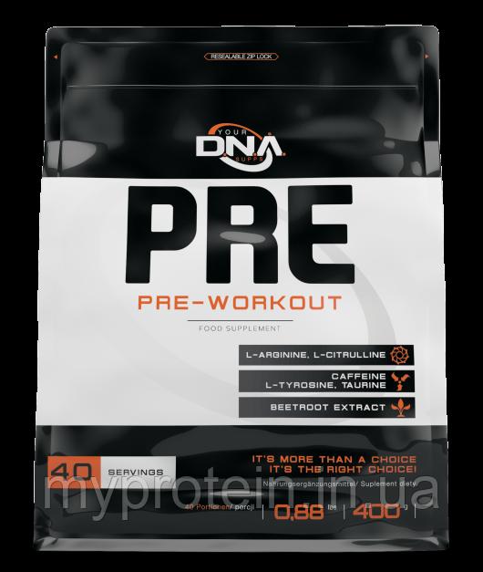 DNA Supps (OLIMP)Предтренировочники, NOPre-Workout400 g