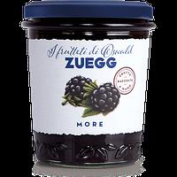 Джем из ежевики Zuegg More 50% содержания фруктов, 320 г.