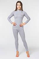 Комплект женского повседневного теплого термобелья RADICAL CUTE (ORIGINAL), серый