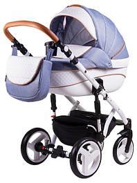 Універсальні дитячі коляски 2 в 1 Adamex Prince
