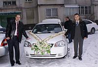 Свадебный кортеж в Сумах, авто на свадьбу,