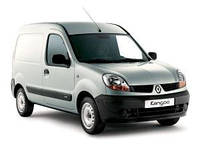 Аэродинамические обвесы Renault Kangoo (2001-2008)