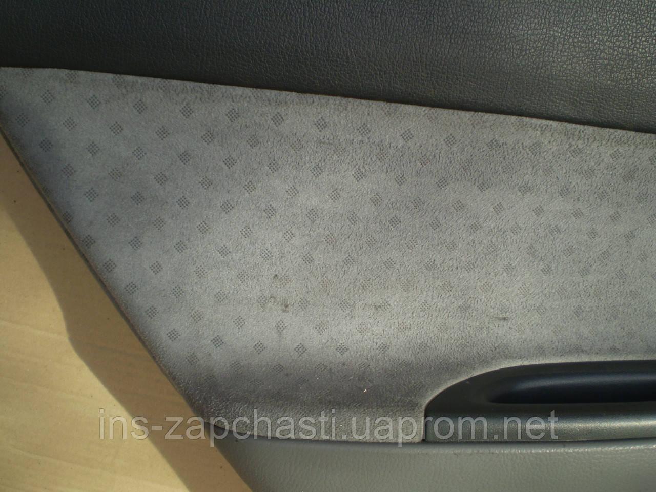 Карта на левую заднюю дверь Mazda 6 (2002-2007), GJ6A 550G 72, накладки дверей, дверная карта