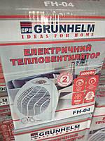 Тепловентилятор электрический GRUNHELM FH-04