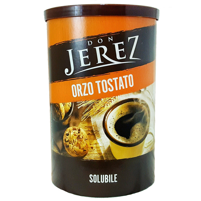 Кофе ячменный Don Jerez Orzo Solubile, 200 г