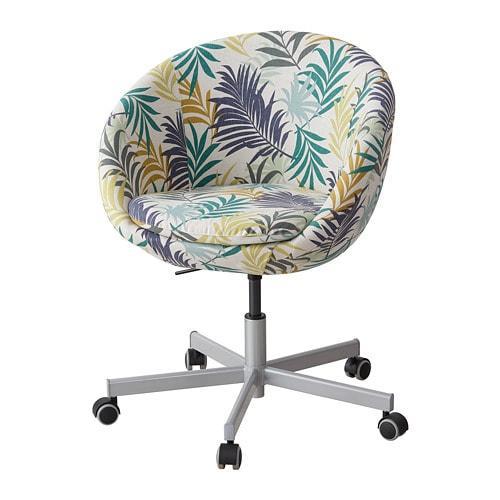 """IKEA """"СКРУВСТА"""" Рабочий стул, разноцветный"""