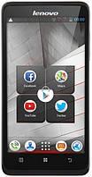 Мобильный телефон смартфон Lenovo IdeaPhone A766 (Black)