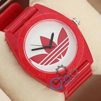 Мужские спортивные часы (копия) Adidas Log 0927 Red\White