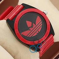 Мужские спортивные часы (копия) Adidas Log 0927 Red\Black