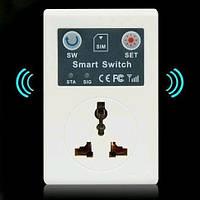 GSM розетка c дистанционным управлением