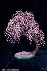 Набор для творчества Бисерное дерево Сакура Danko Toys