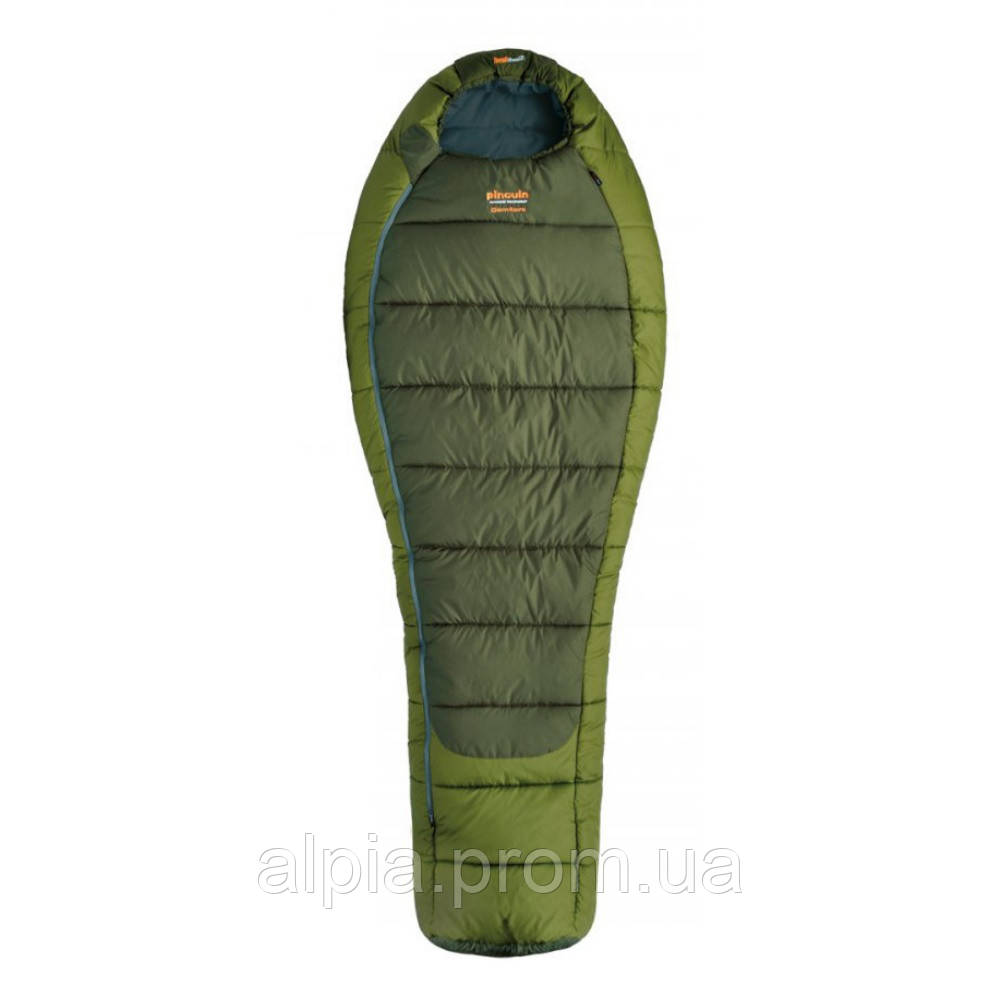 Спальный мешок Pinguin Comfort 195, -7°C (Left Zip, Green)
